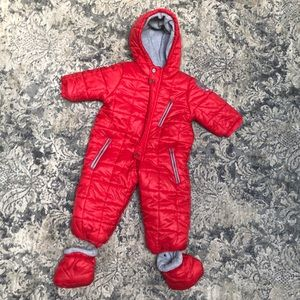 4 for $20 👶🏼 Red Snowsuit Infant / Baby
